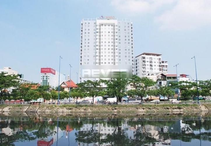 Căn hộ chung cư BMC tầng trung, nội thất đầy đủ.