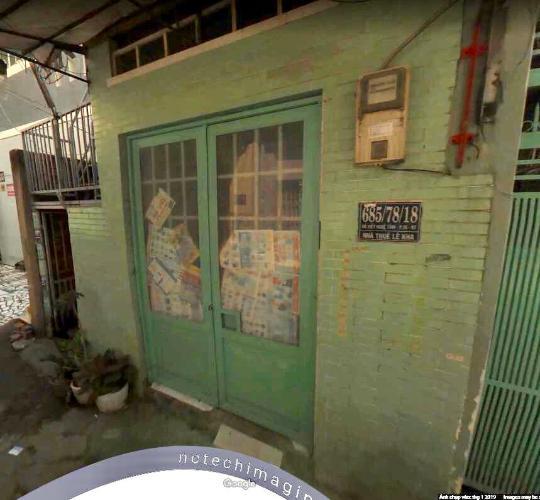Bán nhà hẻm 685 phường 26 Xô Viết Nghệ Tĩnh Bình Thạnh, diện tích đất 89.4m2