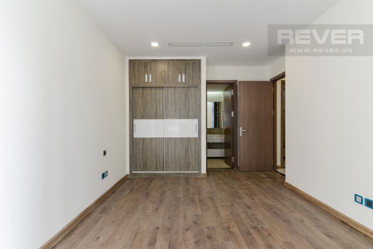 Phòng Ngủ 2 Căn hộ Vinhomes Central Park tầng trung P3 view sông 2 phòng ngủ