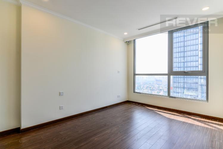 Phòng Ngủ 4 Căn hộ Vinhomes Central Park 4 phòng ngủ tầng cao L6 view sông