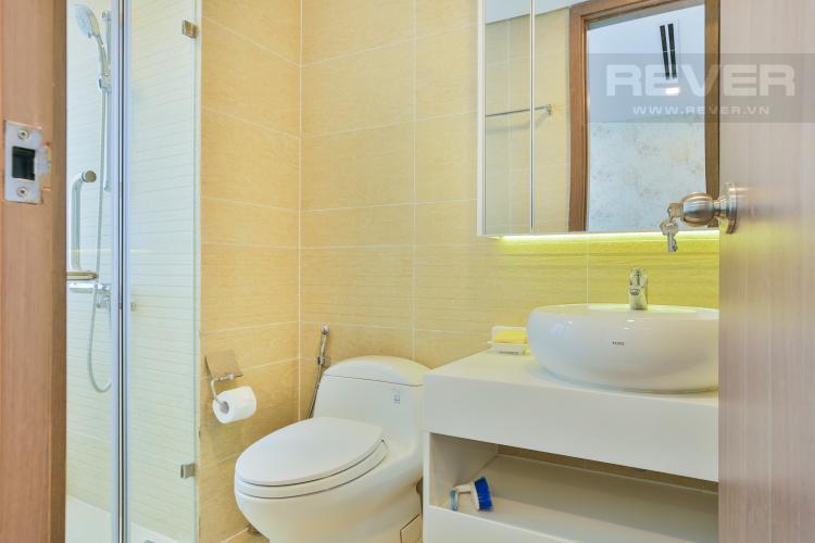 Phòng tắm 2 Căn hộ Vinhomes Central Park tầng cao hướng Đông Bắc tháp Park 1