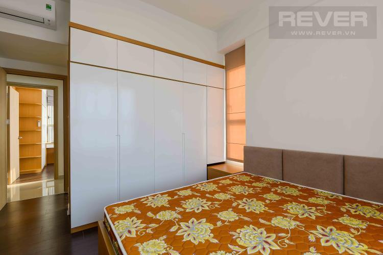 Phòng Ngủ 3 Cho thuê căn góc The Sun Avenue 3PN tầng trung, đầy đủ nội thất, view cây xanh mát mẻ