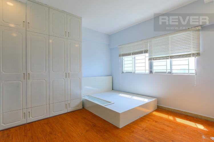 Phòng Ngủ 2 Bán căn hộ Chung Cư H3 Hoàng Diệu tầng cao, 3PN, nội thất đầy đủ