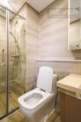 Phòng Tắm Cho thuê căn hộ Vinhomes Golden River 2PN, đầy đủ nội thất, view sông Sài Gòn và Landmark 81