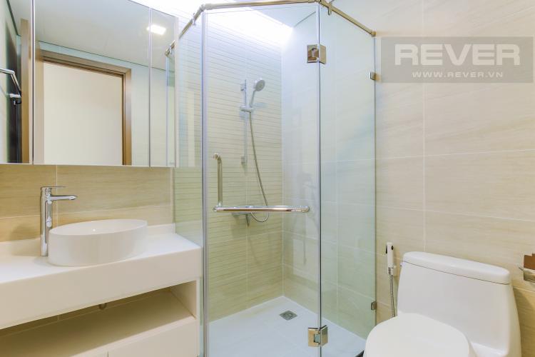 Phòng Tắm 2 Căn hộ Vinhomes Central Park tầng cao Park 2 mới bàn giao, chưa ở