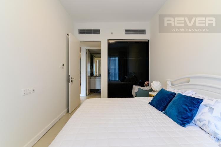 Phòng Ngủ Bán hoặc cho thuê căn hộ Gateway Thảo Điền 1 phòng ngủ, diện tích 59m2, đầy đủ nội thất, view công viên nội khu