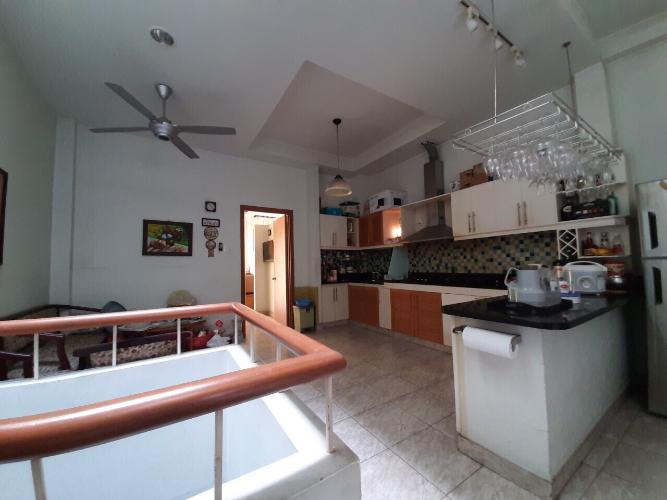 phòng ngủ nhà phố đường số 27 tân phong quận 7 Nhà phố 1 trệt 2 lầu đường số 27 Tân Phong, hẻm xe hơi thoáng rộng