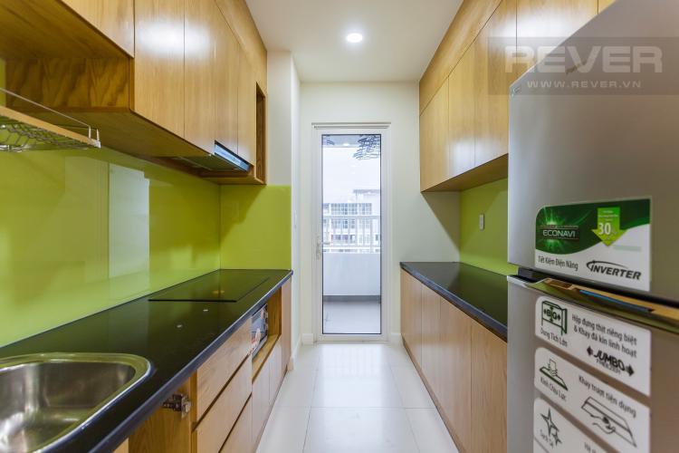 Nhà bếp Căn góc Lexington Residence tầng cao LB đầy đủ nội thất, tiện nghi