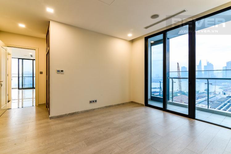 Phòng Ngủ 2 Căn hộ Vinhomes Golden River 3 phòng ngủ tầng trung A4 view sông