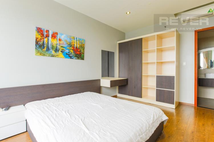 Phòng Ngủ 2 Căn hộ Tropic Garden tầng cao C1, đầy đủ nội thất, hiện đại, tiện nghi