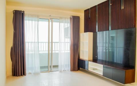 Bán căn hộ Lexington Residence 2PN, tầng trung, đầy đủ nội thất, view đại lộ Mai Chí Thọ