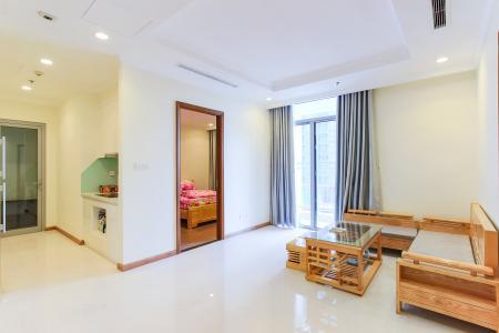 Căn hộ Vinhomes Central Park 3 phòng ngủ tầng thấp Landmark 2 view nội khu