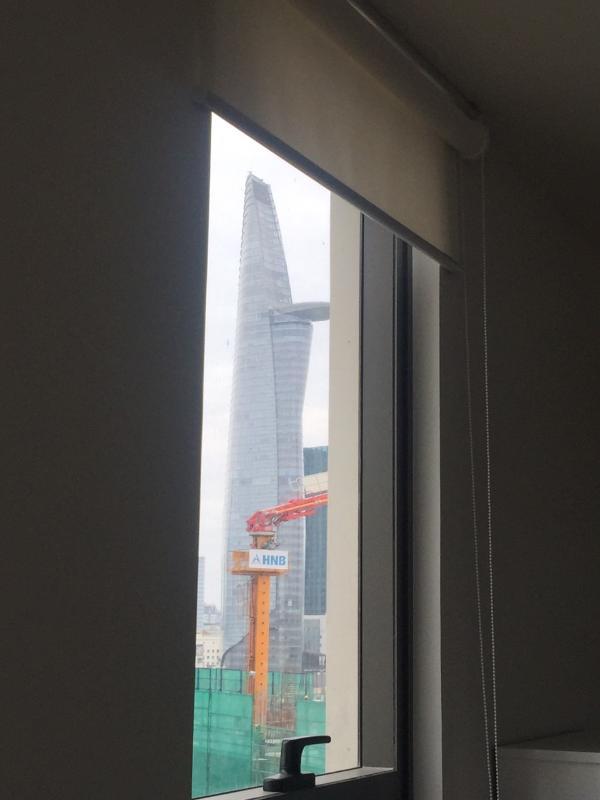 7bc5c6d1afb949e710a8 Bán căn hộ officetel The Tresor 1PN, tháp TS2, diện tích 50m2, đầy đủ nội thất, view Bitexco