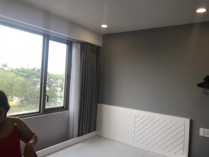 Phòng ngủ căn hộ Hưng Phúc Premier Bán căn hộ Hưng Phúc Premier, tầng thấp hướng nhìn ra sông đi kèm nội thất cơ bản.