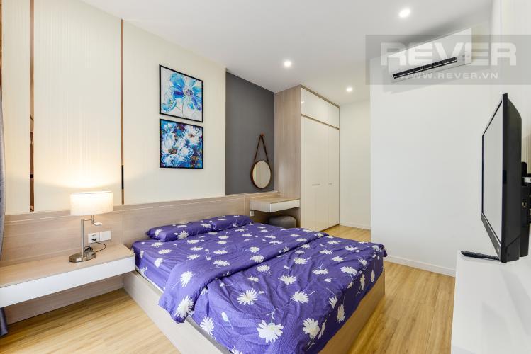 Phòng ngủ 1 Cho thuê căn hộ Masteri Millennium tầng cao 2PN đầy đủ nội thất view đẹp