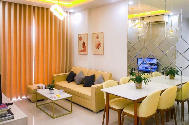 Cho thuê căn hộ Sunrise Riverside 2 phòng ngủ thuộc tầng trung, diện tích 69.5m2