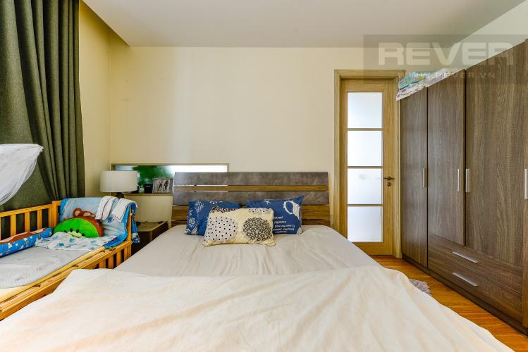 Phòng ngủ 1 Căn hộ Diamond Island - Đảo Kim Cương 2PN, đầy đủ nội thất