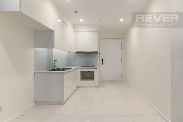 Bếp căn hộ VINHOMES CENTRAL PARK Cho thuê căn hộ Vinhomes Central Park 1PN, tầng 15, diện tích 53m2, nội thất cơ bản