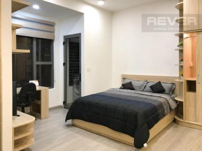 Cho thuê căn hộ officetel The Tresor 1 phòng ngủ, tháp TS1, diện tích 31.6m2, đầy đủ nội thất