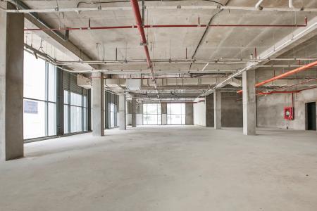 Shophouse Masteri Thảo Điền tòa T5 diện tích 635m2, giao thô