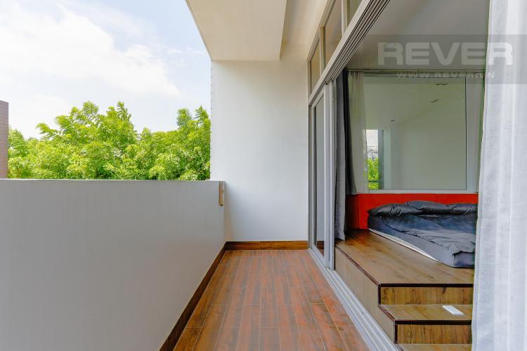 Ban Công Phòng Ngủ 2 Tầng 1 Biệt thự nghỉ dưỡng 5 phòng ngủ Riviera Cove Quận 9
