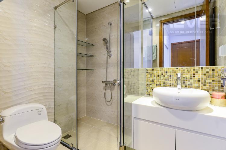 Phòng tắm 1 Căn góc Vinhomes Central Park 3 phòng ngủ tầng thấp Landmark 2