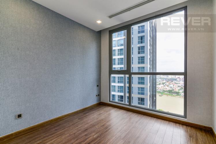 Phòng Ngủ 2 Căn hộ Vinhomes Central Park tầng trung, tháp P7, 3 phòng ngủ, view sông
