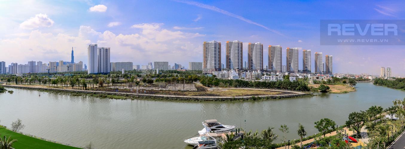View Bán căn hộ Diamond Island - Đảo Kim Cương tầng thấp 3PN, view sông và Bitexco