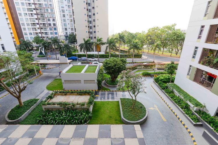 View Bán căn hộ The ParcSpring tầng 3, diện tích 50m2 2PN 2WC, view nội khu