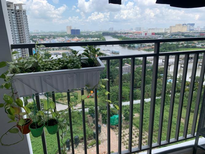 View Căn hộ Sunrise Riverside tầng 15 nội thất đầy đủ, view thoáng