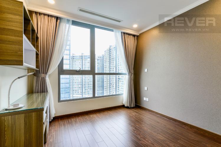 Phòng Ngủ 2 Căn hộ Vinhomes Central Park 3 phòng ngủ tầng cao L6 nội thất có sẵn