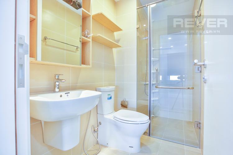 Toilet 1 Căn hộ Masteri Thảo Điền tầng cao T5 mới giao nhà, nội thất đầy đủ