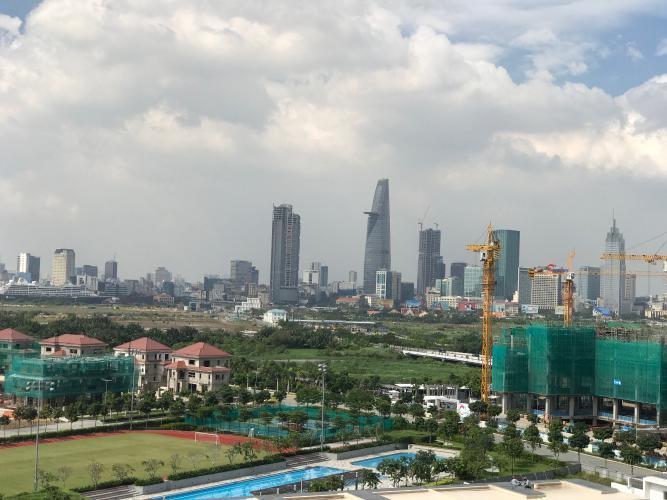View Sarimi Sala Đại Quang Minh, Quận 2 Căn hộ Sarimi Sala Đại Quang Minh tầng thấp, đầy đủ nội thất.
