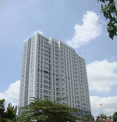 Chung cư Lan Phương MHBR Tower, Thủ Đức Căn hộ Lan Phương MHBR Tower tầng 15 view thành phố tuyệt đẹp.