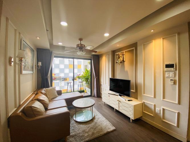 Bán căn hộ Masteri Thảo Điền 2PN, diện tích 69m2, đầy đủ nội thất, view sông Sài Gòn