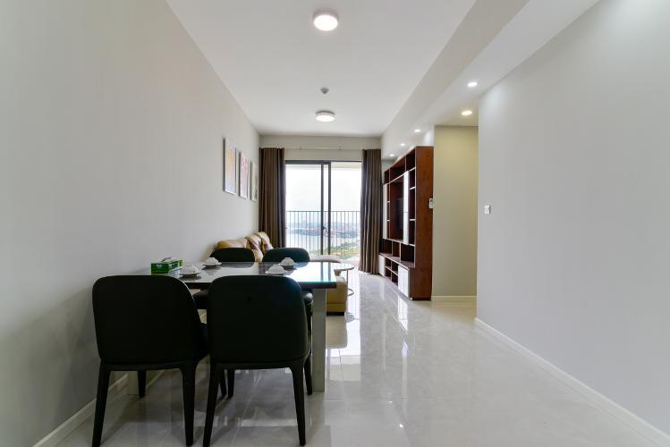 Cho thuê căn hộ Masteri An Phú, tầng trung, đầy đủ nội thất, view sông thoáng mát