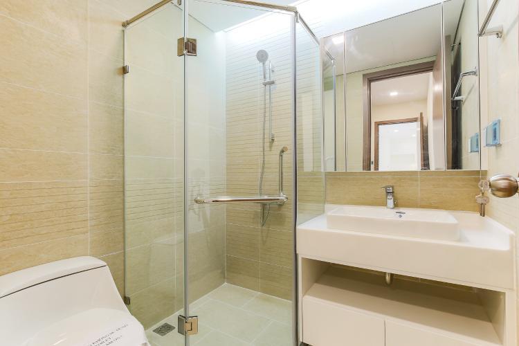 Phòng Tắm 1 Căn hộ Vinhomes Central Park 2 phòng ngủ tầng trung P3 view hồ bơi
