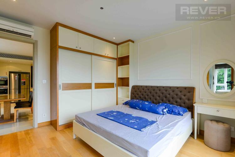 Phòng Ngủ 1 Cho thuê căn hộ Diamond Island - Đảo Kim Cương 2PN, tháp Brilliant, đầy đủ nội thất, view trực diện sông.