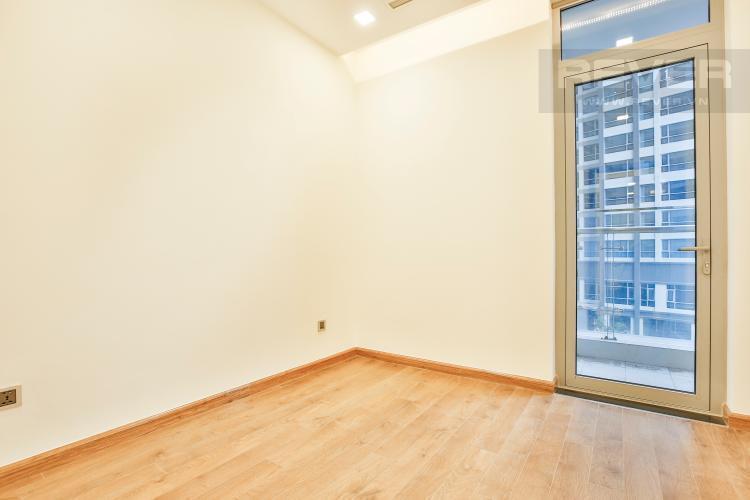 Phòng Ngủ 1 Bán căn hộ Vinhomes Central Park 2PN, tầng thấp, tháp Park 5, nội thất cơ bản, view công viên