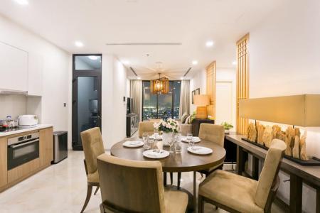 Cho thuê căn hộ Vinhomes Golden River 3PN, tháp The Luxury 6, view thành phố tuyệt đẹp
