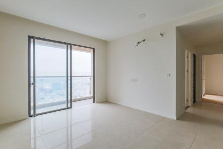 Bán căn hộ Masteri Millennium tầng cao, view sông 2PN
