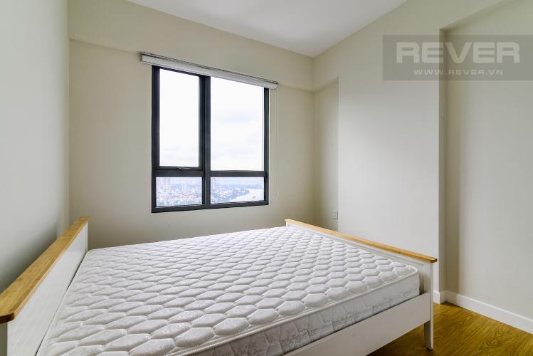 Phòng Ngủ 2 Căn hộ Masteri Thảo Điền 2 phòng ngủ tầng cao T3 hướng Tây Bắc