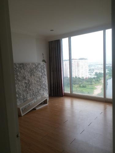 Phòng ngủ căn hộ chung cư Phúc Yên Căn hộ chung cư Phúc Yên đầy đủ nội thất tiện nghi, 2 phòng ngủ.