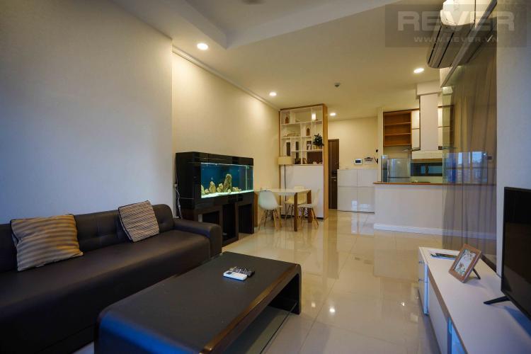 Bán căn hộ 3PN Icon 56, tầng thấp, diện tích 88m2, nội thất cơ bản