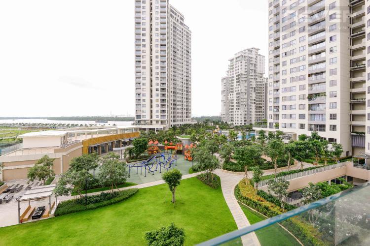 View Cho thuê căn hộ Diamond Island - Đảo Kim Cương 1PN, tầng thấp, tháp Canary, đầy đủ nội thất