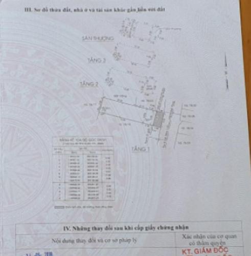Bản vẽ nhà phố Lê Đình Cẩn, Bình Tân Nhà phố hẻm xe hơi, diện tích 89.5m2, khu dân cư sầm uất.