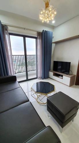 Bán căn hộ tầng cao D-Vela, view thành phố sầm uất, đầy đủ nội thất.