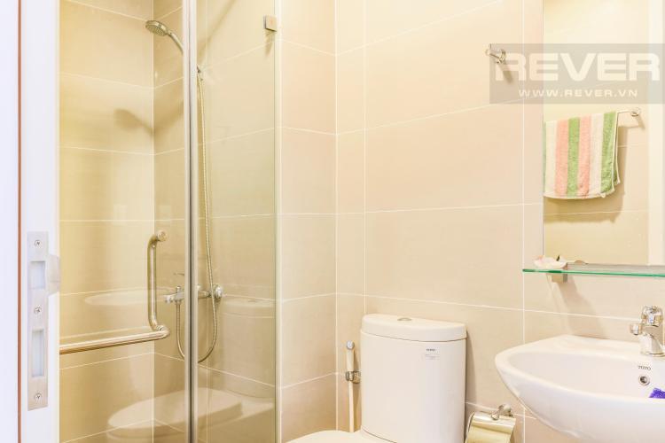 Phòng tắm 2 Căn hộ Masteri Thảo Điền tầng cao T4B 2 phòng ngủ nội thất đầy đủ