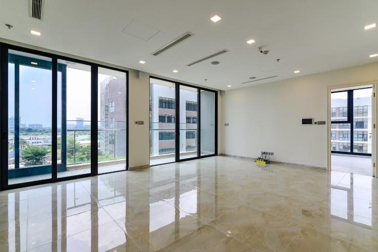 Phòng Khách Bán căn hộ Vinhomes Golden River tháp The Aqua 3 tầng thấp, 3PN 2WC, view sông và view nội khu đẹp