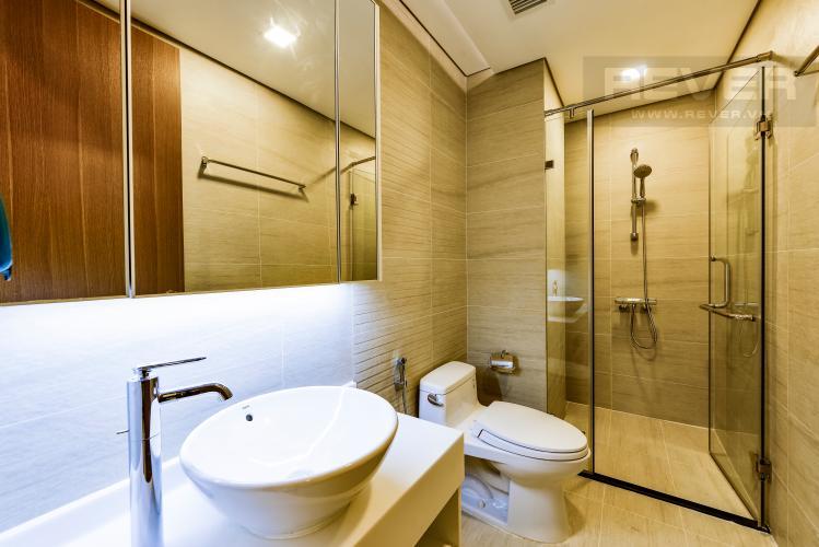 Phòng Tắm 1 Căn hộ Vinhomes Central Park tầng cao Park 6 rộng rãi, thoáng mát, view sông